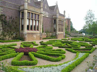 Parterre from above