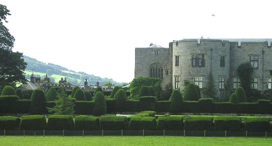 Fortress topiary