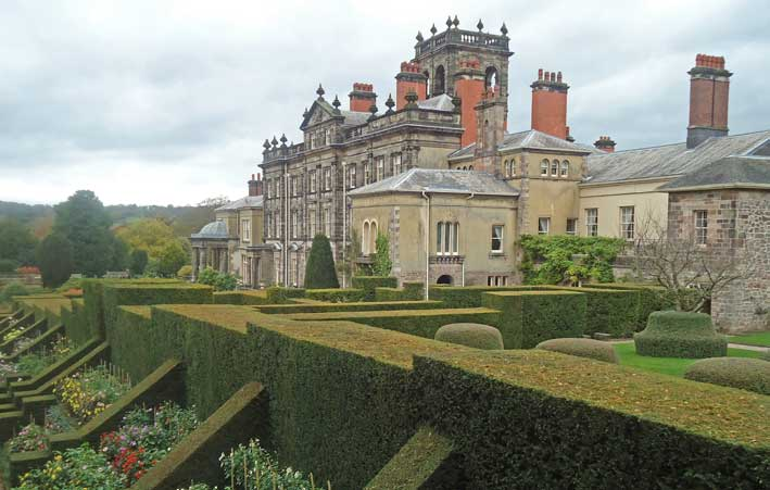 View of Biddulph Grange